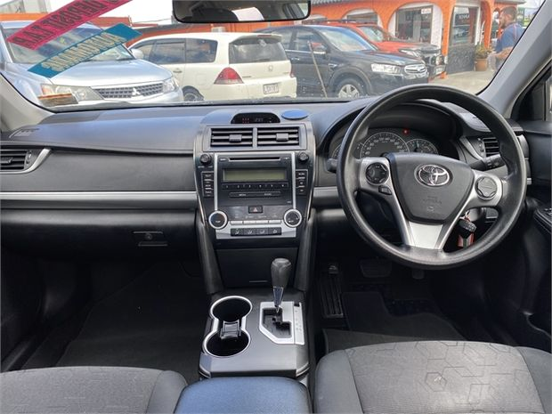 2013 Toyota Camry GL 2.5P SDN 6A
