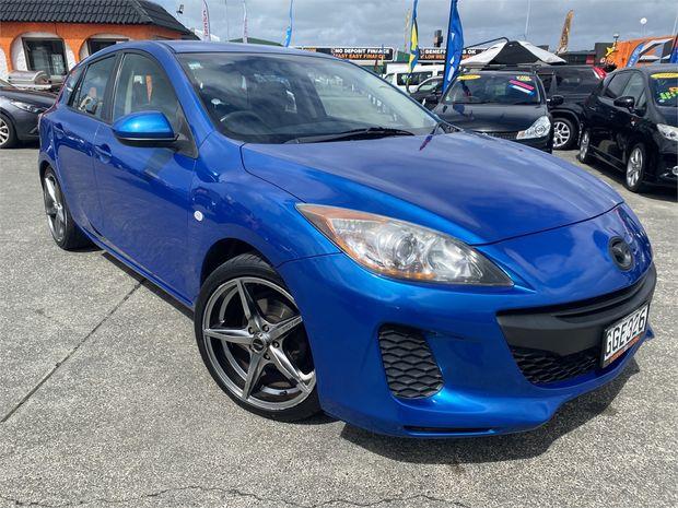 2012 Mazda 3 HATCH GLX 2.0 6MT