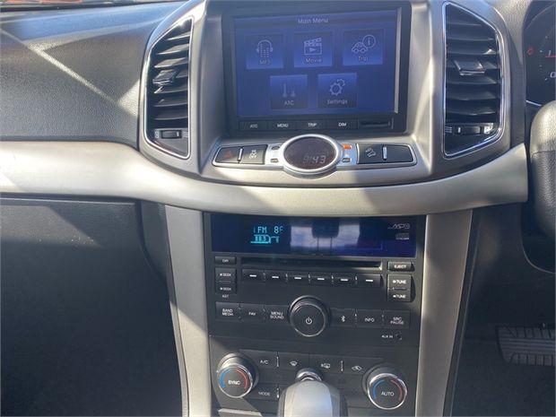 2015 Holden Captiva 7 LS 2.2D/6AT/SW/4DR