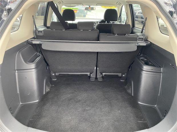 2016 Mitsubishi Outlander LS 2.4P/4WD/CVT/SW/5