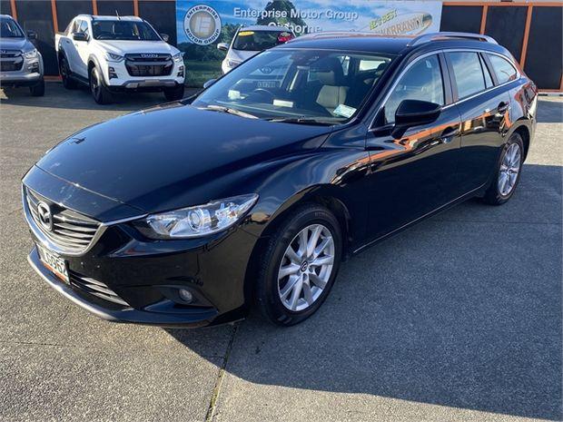 2016 Mazda 6 GSX PT 2.5P/6AT/SW/5