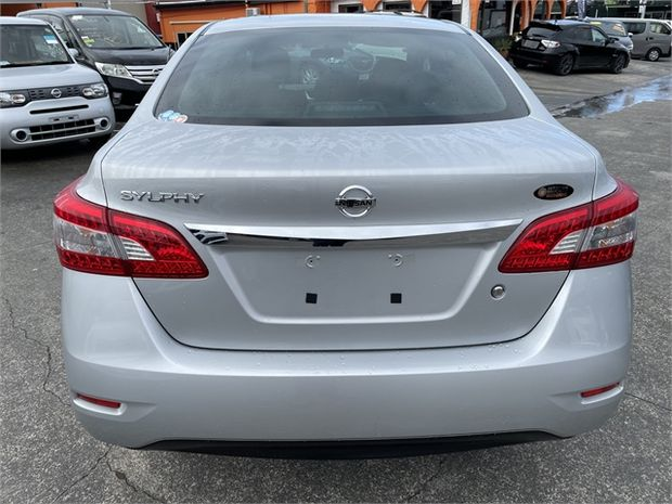 2016 Nissan Sylphy