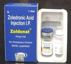 Zoledronic acid-zoldonat