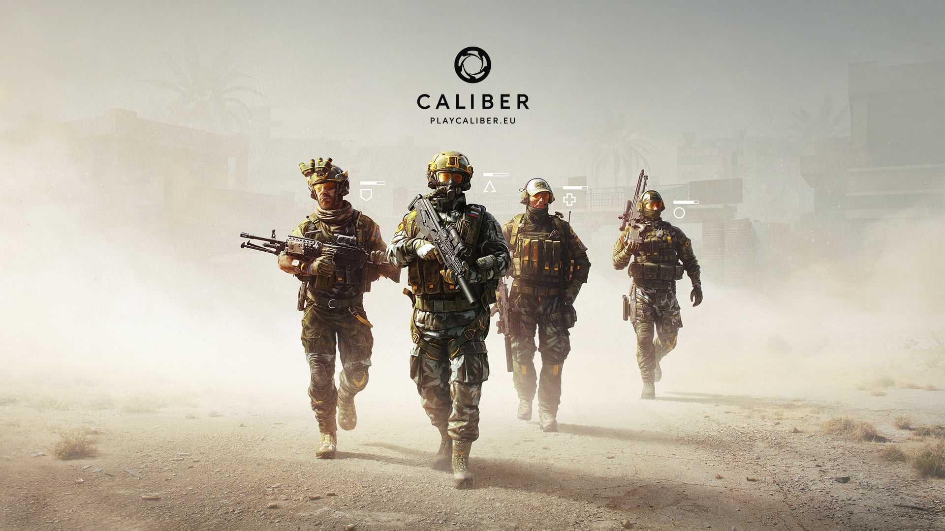 Caliber Announced