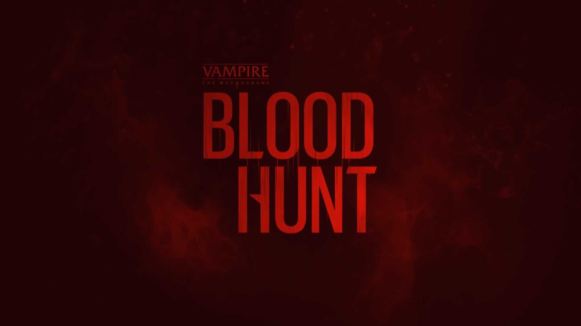 Vampire The Masquerade Bloodhunt Early Access