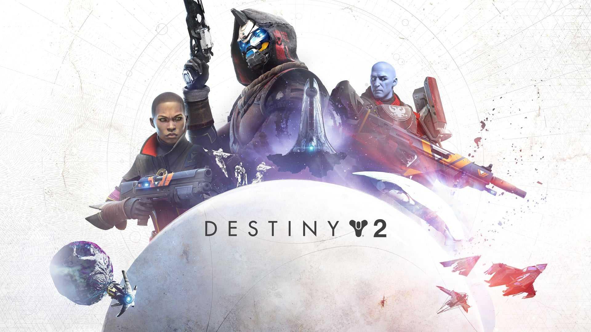Destiny 2 New Light Released