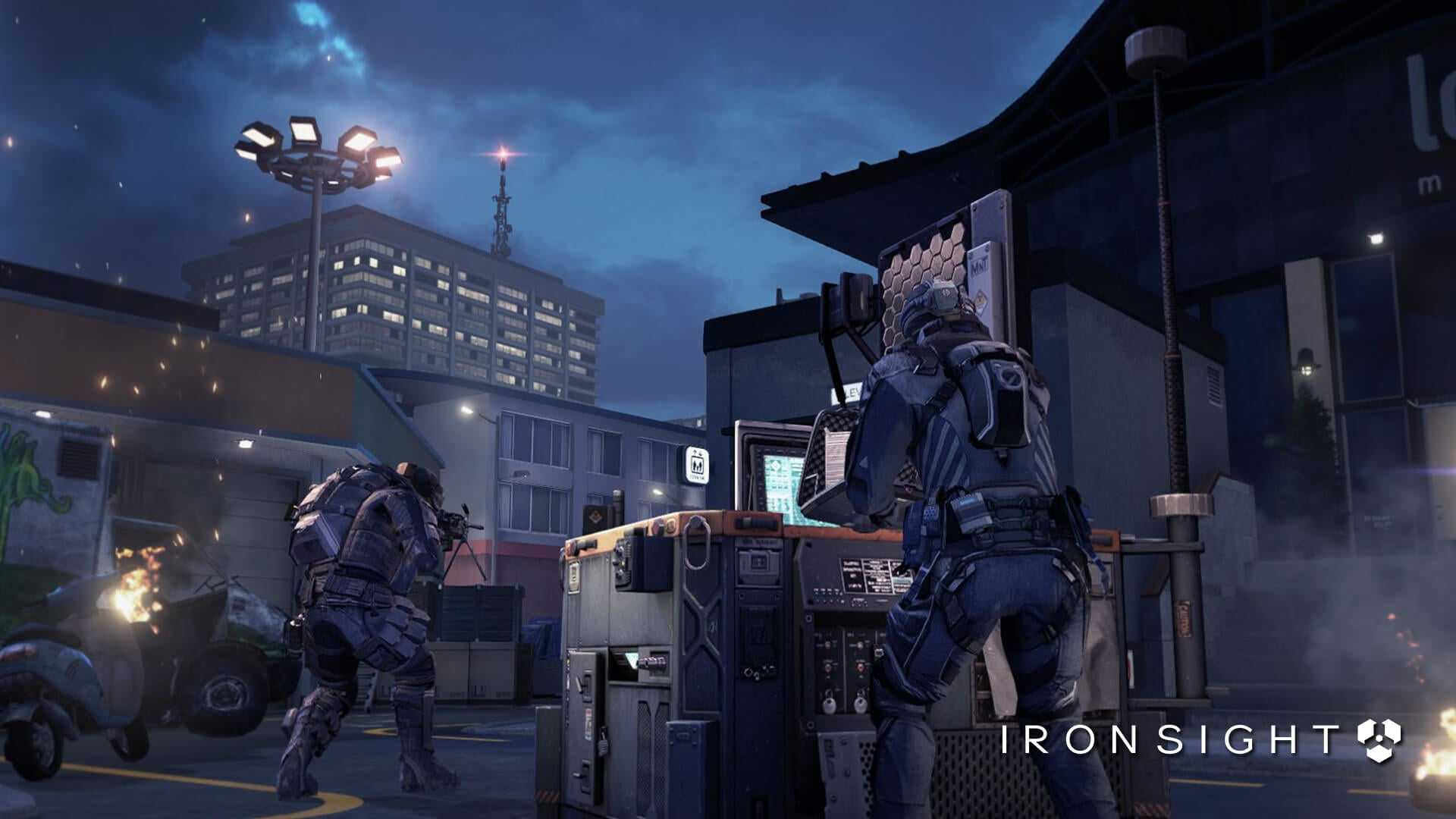 Ironsight Review