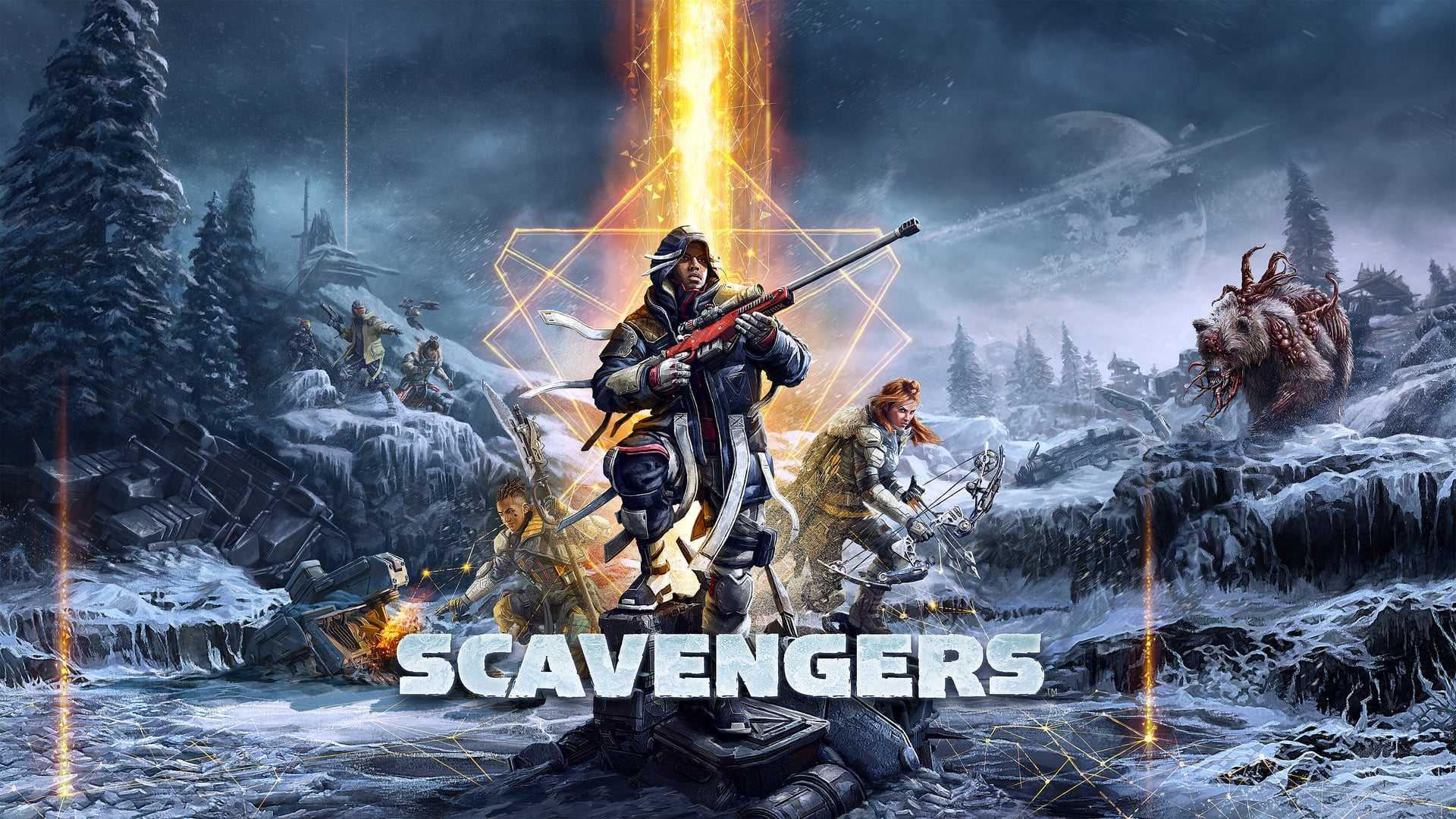 Scavengers Technical Playtesting