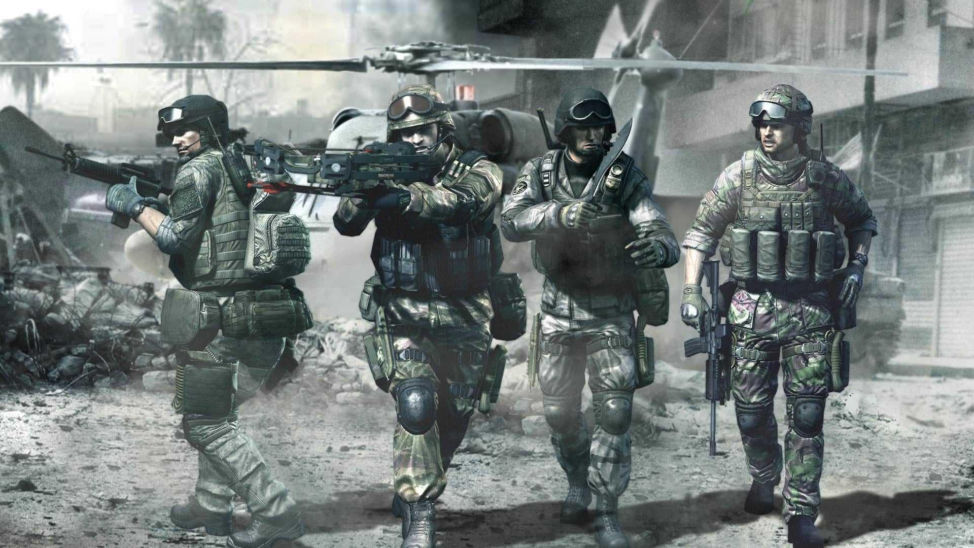 Shutdown: S.K.I.L.L. Special Force 2