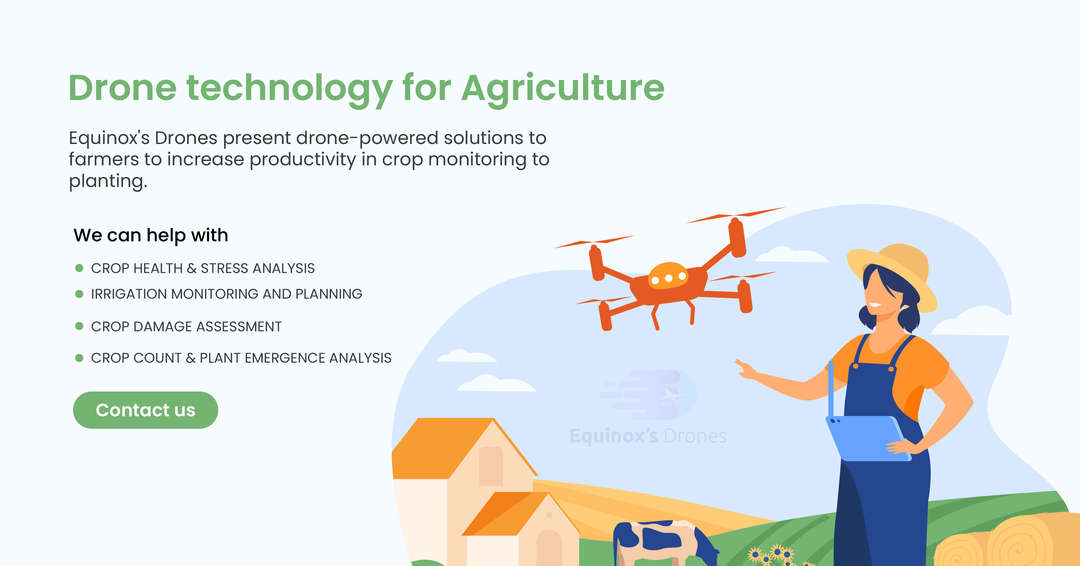 Drones in Agriculture Mapping