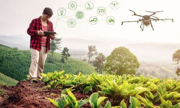 Drones for farming |  drone technology | agriculture drone