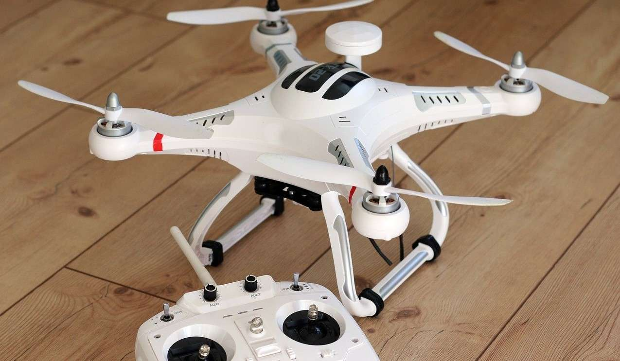 Types of Drones | quadcopter | uav