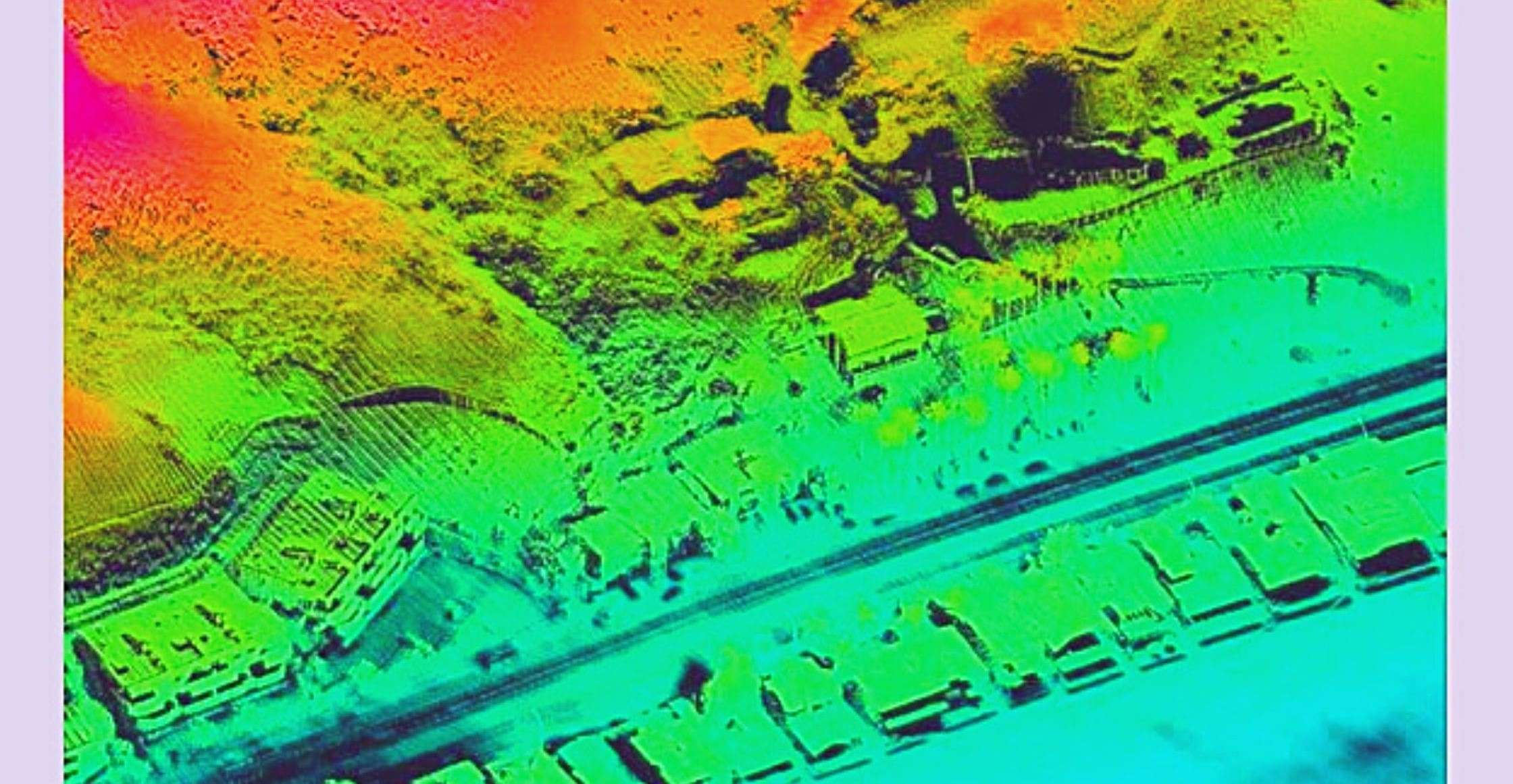 3d Point Cloud | Drone mining Operation
