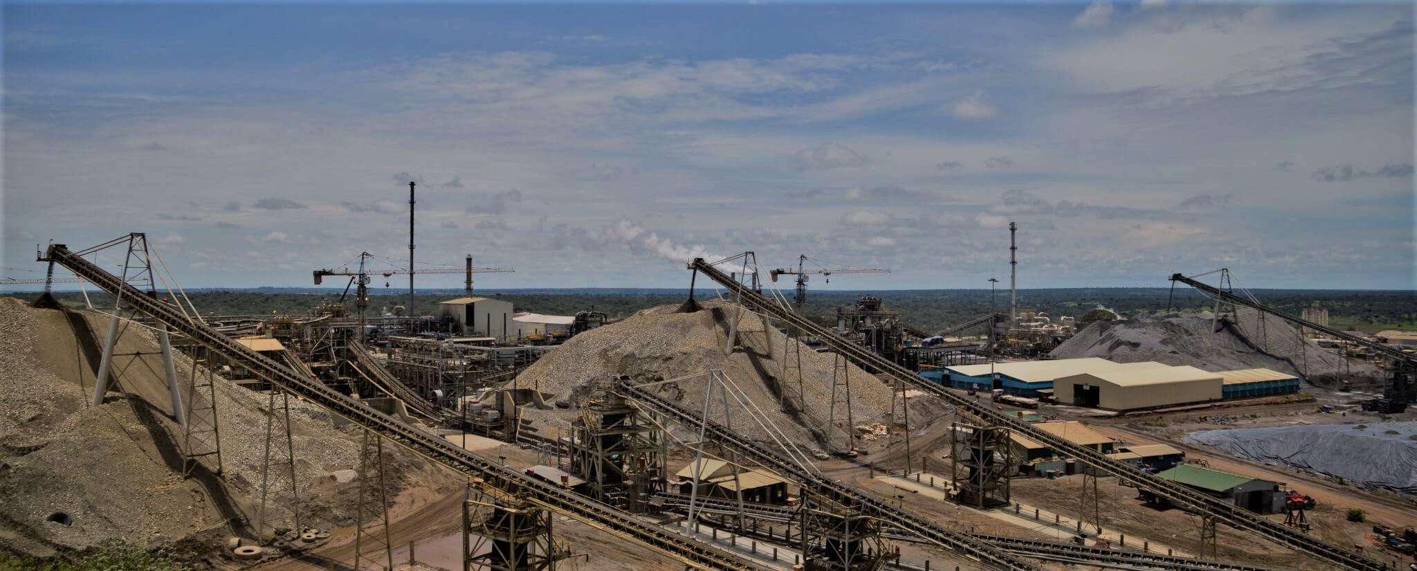 TSTOCKPILE MANAGEMENT | Mining Operation