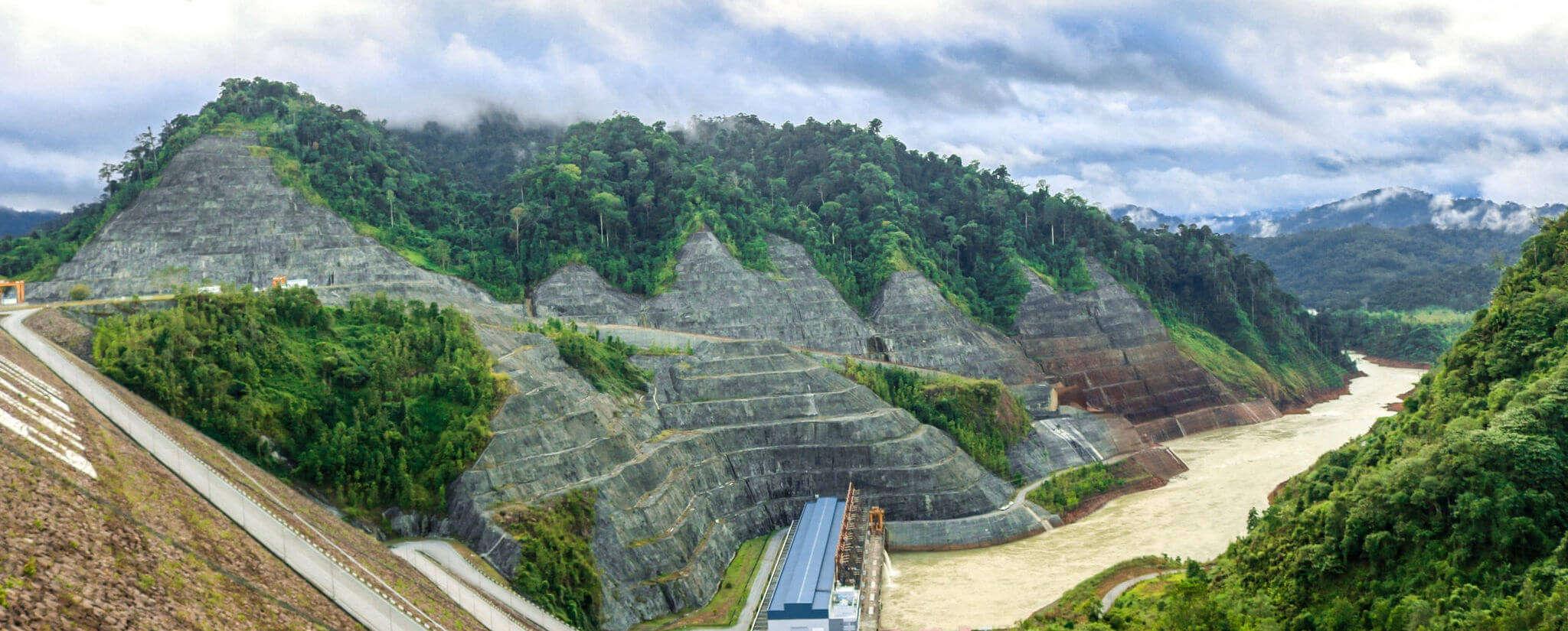 Tailing Dam Monitoring | Drone Survey | Mining Operation