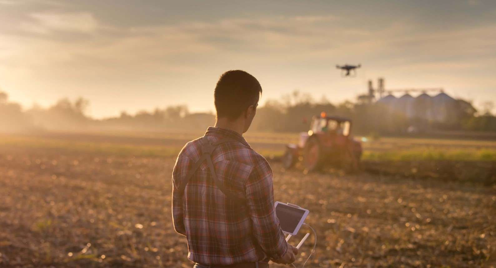 DRONE TECHNOLOGY IN INDIAN AGRICULTURE, MAPPING, SURVIVING