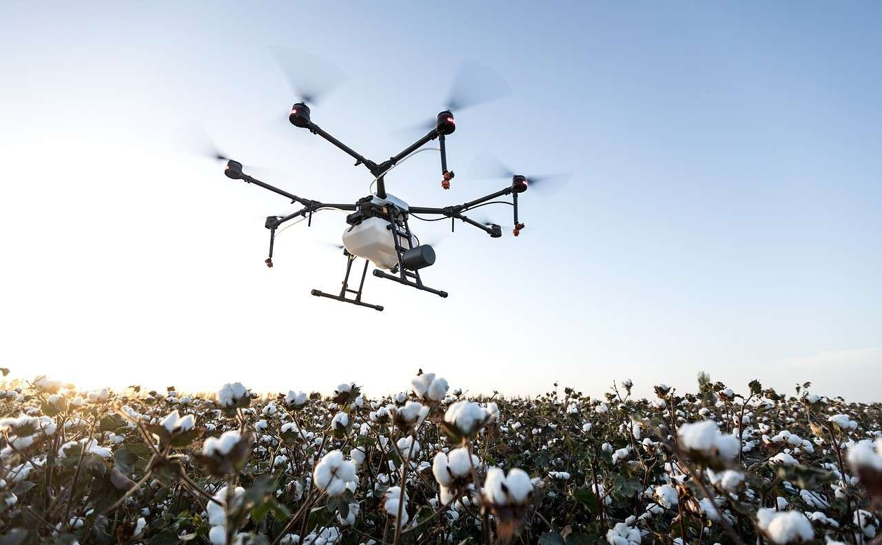 DRONE TECHNOLOGY IN AGRICULTURE, AGRICULTURE DRONES,MAPPING