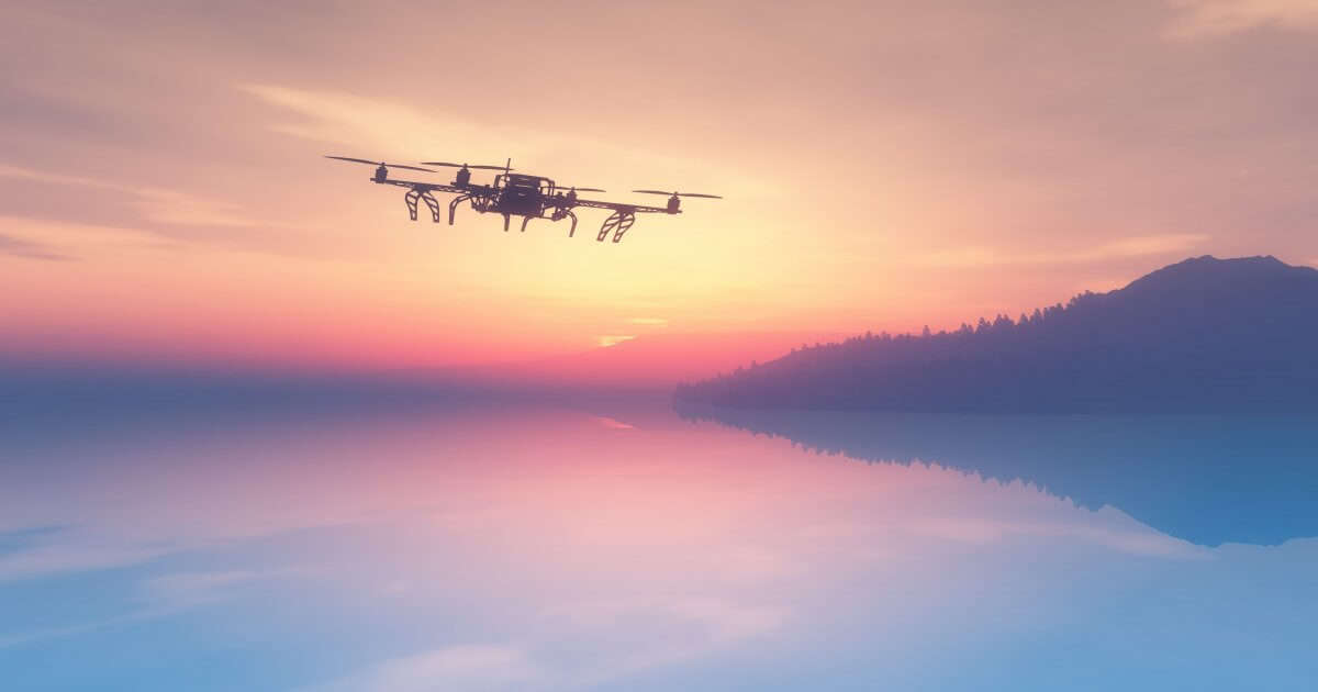 Drones for Railway inspection