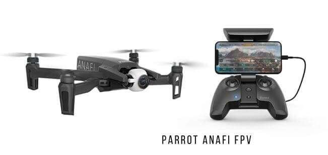 PARROT ANAFI FPV | PARROT ANAFI FPV price in India