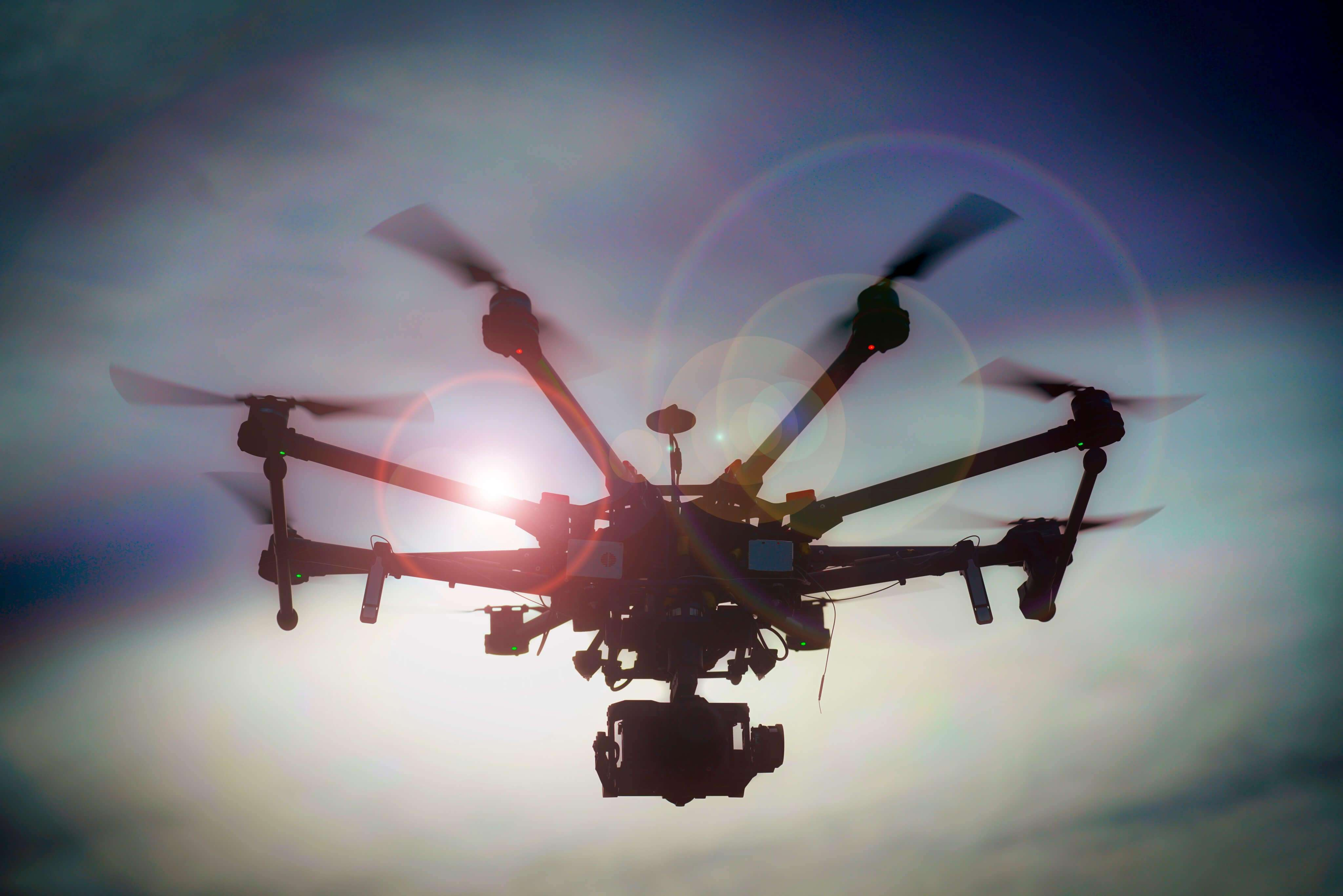 Top 10 Drones and their applications in 2020