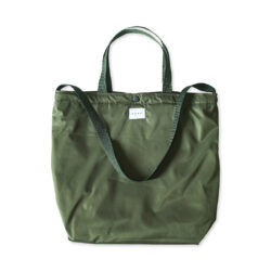 Hoya Fields Olive Flight nylon totebag