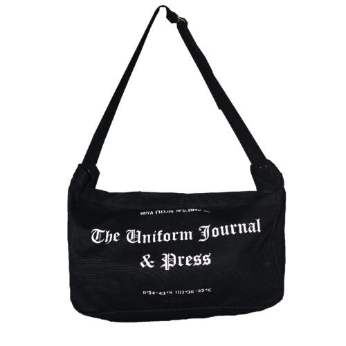 Hoya Fields Newspaper bag