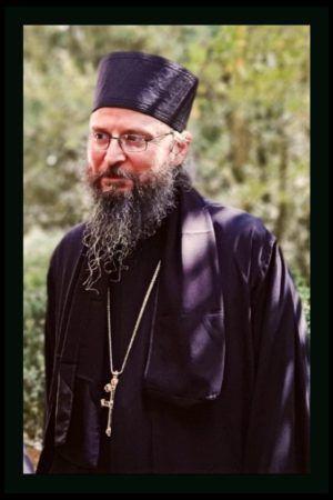 Archimandrite Peter (Vryzas)