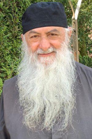Archimandrite Zacharias (Zacharou)