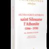 Saint Silouane l'Athonite (1866-1938). Vie, doctrine et écrits