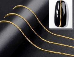 Gold Plated Classic Chain