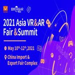 Asia VR & AR Fair and Summit logo