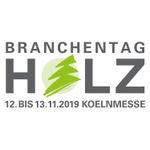 Branchentag Holz 2019 logo