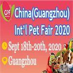 China (Guangzhou) International Pet Fair 2020 logo