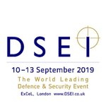 DSEI 2019 logo