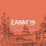 EANM 2019 logo