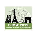 EuMW - European Microwave Week 2019 logo