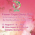 Flower Expo China 2020 logo