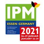 IPM Essen 2021 logo