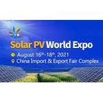 Solar PV World Expo logo