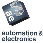 automation & electronics Zurich 2021 logo