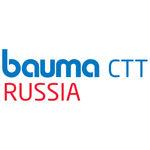bauma CTT Russia 2021 logo