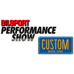 Bilsport Performance & Custom Motor Show 2020 logo