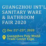 Guangzhou Int'l Sanitary Ware & Bathroom Fair 2020 logo