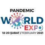 Pandemic World Expo logo