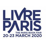Paris Book Fair 2020 logo