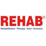 REHAB 2021 logo