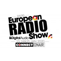 European Radio and Digital Audio Show logo
