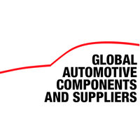 Global Automotive Components and Suppliers Expo logo
