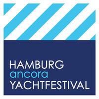 Hamburg ancora YACHTFESTIVAL logo