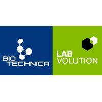 LABVOLUTION/BIOTECHNICA logo